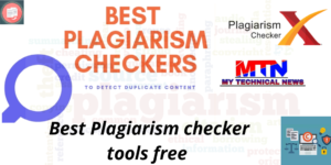 Free online plagiarism checker with percentage