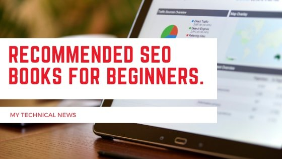 Top 5 Most Recommended SEO Books For Beginners.