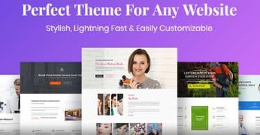 Astra – Fast, Lightweight & Customizable WordPress Theme.