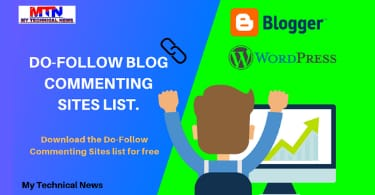 Do-Follow Blog Commenting Sites List 2019-20.