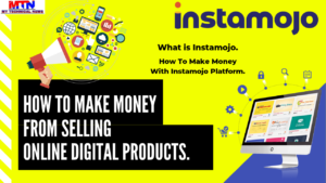 Best Way To Make Money From Selling Online Digital Products.