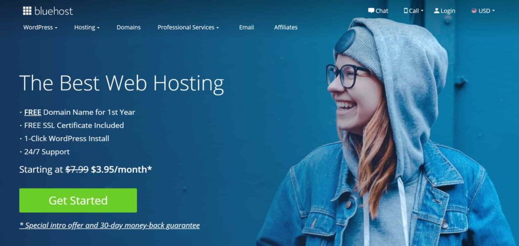 THE BEST WEB-HOSTING SERVICES IN 2020