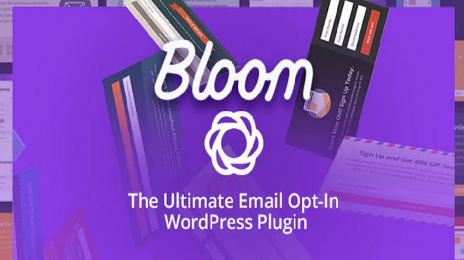 Bloom-Email Opt-In Plugin For WordPress.