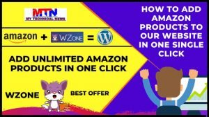 Read more about the article Quick And Easy To Create Amazon Affiliate Website And Generate $3000 Sales