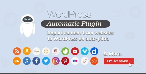 How to Create an AutoBlog In WordPress With Automatic Plugin & Make Money.