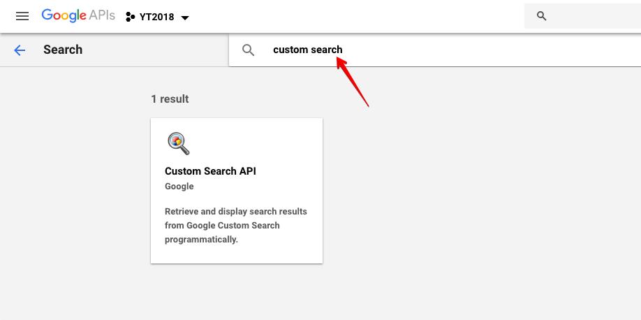 How To Create A Google Custom Search API key?