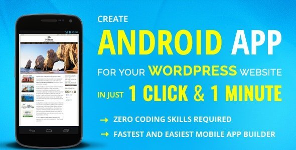 How To Convert Any Website Into Professional Android App By Using WordPress   Earn Money With Admob.