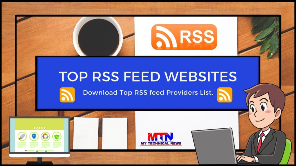 Top Popular and useful RSS Websites