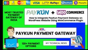 2020 Best Free PayKun Payment Gateway For WordPress.