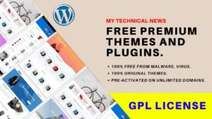Get WordPress Premium Themes And Plugins For Free In 2020