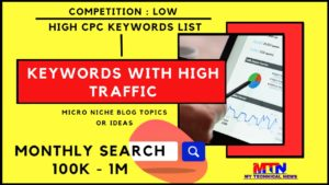 Read more about the article Trick To Find Low Competition Profitable Free Keywords With High Traffic.