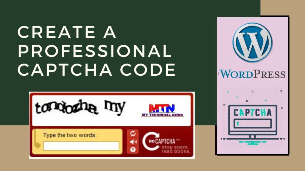 How to Add Captcha Code To WordPress Contact Form 7