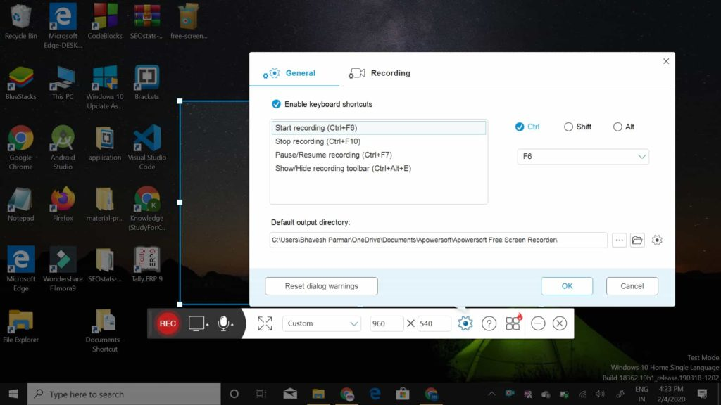 Best Free Screen Recording Software For Windows With No Watermark.