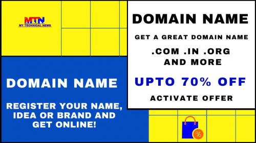 Best Domain Name Coupons, Deals & Discounts | Upto 70% Off