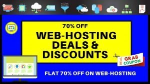 Best Web Hosting Offers & Discounts | Upto 70% OFF