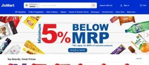Reliance JioMart Service – India's Most Convenient Online Grocery Store In 2020.